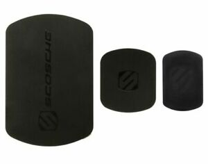 SCOSCHE MagicMount Magnetic Mount Replacement Plate Kit - MagicPlate Color