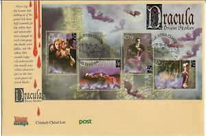 Ireland 1997 Bram Stoker's Dracula MS FDC