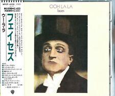 RARE CD IMPORT JAPON + OBI ROD STEWART + FACES / OOH LA LA