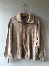1960s 100% Wool Vintage Jumpers & Cardigans for Men