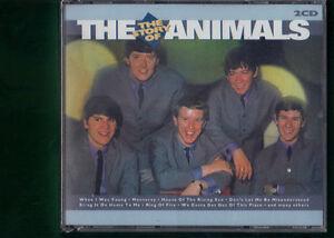 THE ANIMALS - THE STORY OF DOPPIO CD NUOVO SIGILLATO