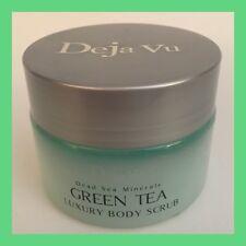 Deja Vu Dead Sea Minerals Green Tea Luxury Body Scrub Spa 250ml/8.5 oz