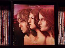 Emerson Lake & Palmer ♫ Trilogy ♫ Rare 1972 Cotillion Records First US Press LP
