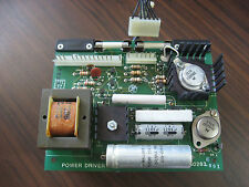 Allen Bradley Power Driver Board 50283 With 50284-003 Snubber Assembly