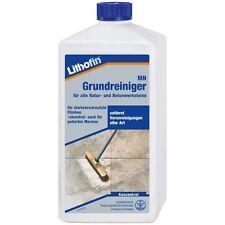 Lithofin MN Grundreiniger Reiniger Natursteinreiniger Betonwerksteine 1 Liter