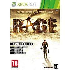 Rage Limited Anarchy Edition 360 Xbox Uncut nuevo embalaje original! envío rápido