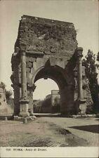 Roma Rom Italien Italia ~1910/20 Arco di Druso Tor Bauwerk Antike Cartolina