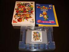Mario Party Nintendo 64 Japan