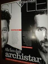 Style.Il Giornale.Philippe Starck e Fabio Novembre,iii