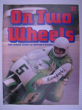 On Two Wheels -  Motorcycle Magazine Volume 2 - Issue No.21 - **FREE POSTAGE**