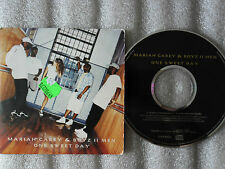 CD-MARIAH CAREY & BOYZ II MEN-ONE SWEET DAY-DAY DREAM-(CD SINGLE)-1995-2 TRACK