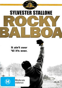 Rocky Balboa - Rare DVD Aus Stock New Region 4
