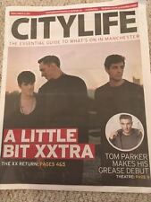 UK City Life March 2017 The XX Laura Marling Tom Parker The Wanted
