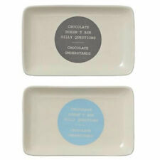 Set of 2 Isabella Plates by Bloomingville