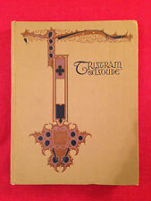 Romance of Tristram & Isoude, ca.1920 Harrap Color art by Evelyn Paul