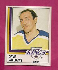 RARE 1987 PANINI # 283 DAVE TIGER WILLIAMS STICKER (INV# 9053)