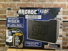 Arcade1Up Riser At Home Arcade Stand for Stand N Play Arcade Games New Sealed