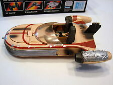 Star Wars Landspeeder Vehicle Power Of The Force Kenner Hasbro POTF1995