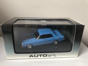 1/43 BIANTE AUTOART FORD FALCON XY GT GTHO PHASE 3 TRUE BLUE