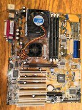 ASUS A7V266, Socket A, AMD Motherboard