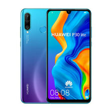 HUAWEI P30 LITE 128GB+4GB RAM TELEFONO MOVIL LIBRE SMARTPHONE COLOR AZUL BLUE 4G