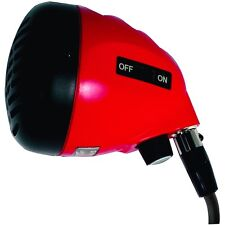 Peavey H-5C Cherry Bomb Harmonica Microphone w/ On/Off Switch & Rotary Volume
