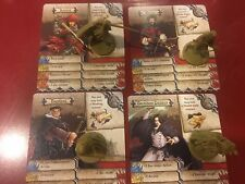 Zombicide Green Horde - Jeanne Rocco Thomas Grayson Gruber (Snape Harry Potter)