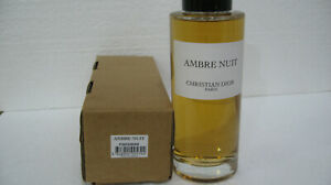 Christian Dior Collection Privee Ambre Nuit 15ml 20ml or 30ml travel sprayer