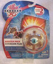 Bakugan SUBTERRA (Brown) TENTACLEAR New Sealed Booster Pack! - Season 2 HTF Toy
