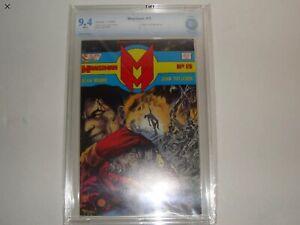 Miracleman #15 1988 CBCS 9.4