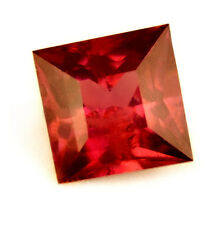 Certified Natural 0.76ct Untreated Ruby Princess VS Unheated Madagascar Gem