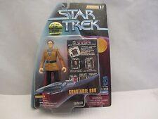 Star Trek  Warp Factor Series 1 - Constable Odo  NIB (516DJ29/ST7) 65109