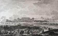 Bataille de la Favorite Carle Vernet Napoléon Bonaparte Révolution 1850