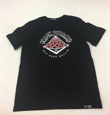 Black Pyramid 100% authentic Out Here Ballin Tee Shirt Rare Men's Size Large