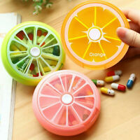 Mini Fruit Appearance Waterproof Pill BoxMedicine Candy Storage Tool Fashion