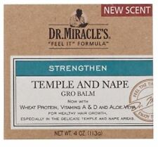 Dr. Miracle's Strengthen Temple - Nape Gro Balm Super Strength, 4 oz