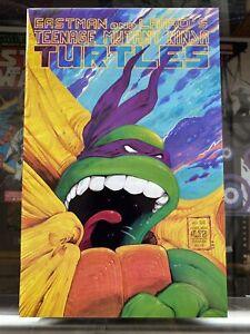 TEENAGE MUTANT NINJA TURTLES #22 UNREAD 1989 EASTMAN & LAIRD'S MIRAGE