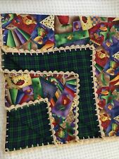 Holly Hobby Quilt Baby Blanket      free shipping