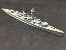 "German Wiking Vintage WWII Ship Model ""ADMIRAL GRAF SPEE"""