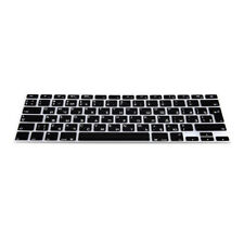 KEYBOARD COVER QWERTY RUSSIAN FOR APPLE MACBOOK AIR 13'' PRO RETINA 13'' 15''