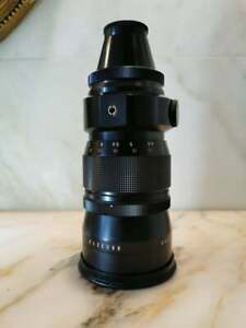 ZEISS PENTACON 4/300 Telephoto lens with case