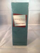 Apparition Homme by Emanuel Ungaro Men's Shampoo & Shower Gel 3.4 fl. oz NIB