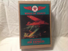 ERTL WINGS OF TEXACO 1929 LOCKHEED AIR EXPRESS DIE CAST COIN BANK