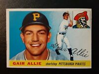 1955 Topps GAIR ALLIE #59 Pittsburgh Pirates