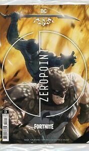2021 BATMAN FORTNITE ZEROPOINT #3  ( FIRST PRINT ) DC COMICS  NM *5/18/21