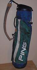 Vintage PING GOLF Lightweight STAND BAG