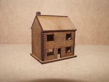 10mm Brick Houses, w/o windows Pendraken and model railway buildings wargames