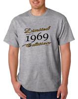 Bayside Made USA T-shirt Limited Edition 1969 Birthday