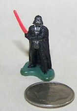 Very Small Micro Machine Star Wars Darth Vader with Light Saber #3