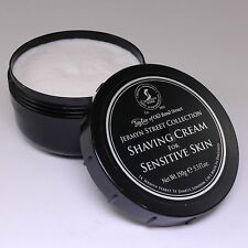 Jermyn Street Shaving Cream for Sensitive Skin 150g, Taylor of Old Bond St
